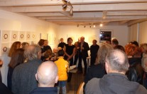 Vernissage Silvia Jung-Wiesenmayer