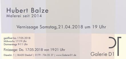 Hubert Balze Flyer II